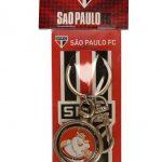 CHAVEIRO REDONDO GIRATÓRIO DO SÃO PAULO embalagem