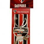 Chaveiro Jogador Resinado do São Paulo Embalagem